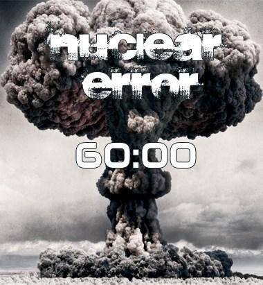 Nuclear Error